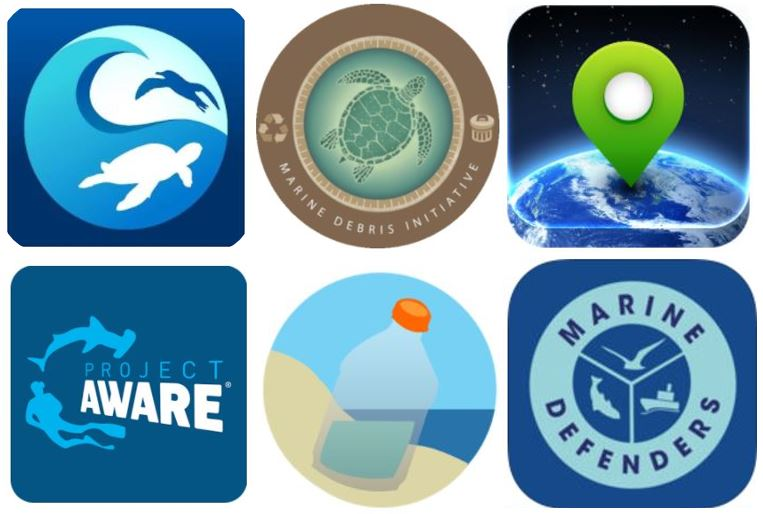 Mobile Apps and Marine Debris